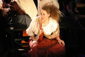 Holly Longmore as Madame Thenardier Les Misérables