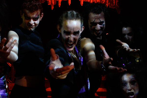 riff raff website holly longmore rocky horror show