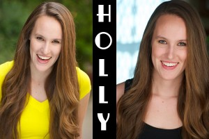 Holly Longmore Headshots