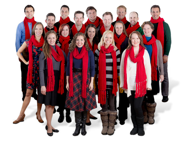 the new york city holiday choristers group