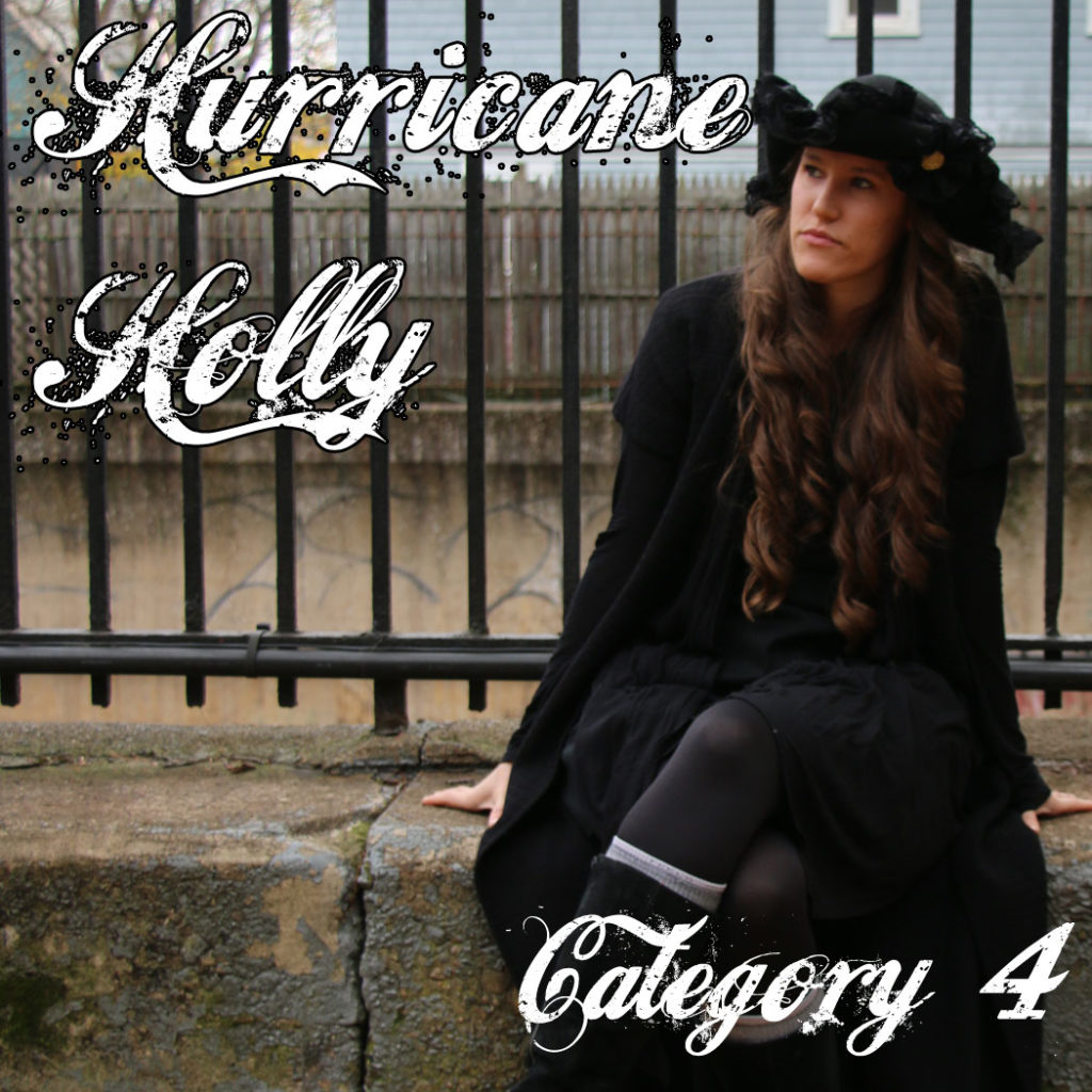 hurricane holly category 4 album launch concert